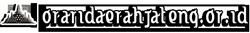 ORARI DAERAH JAWA TENGAH