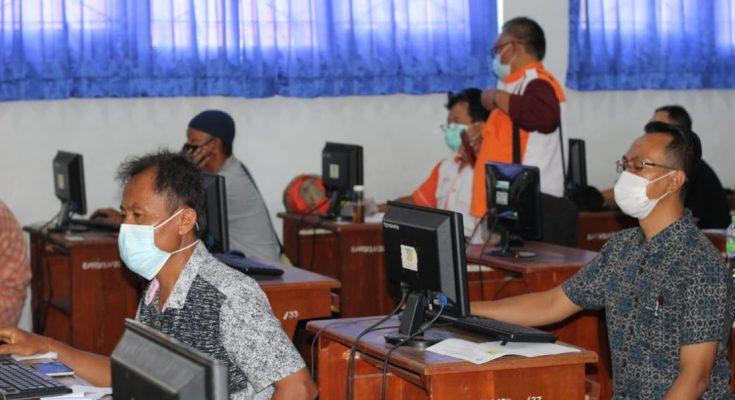 UNAR Non Reguler Ke-2 ORARI Lokal Borobudur - ORARI DAERAH ...