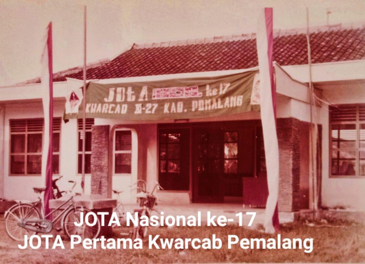 Cerita di balik JOTA pertama di ORARI Lokal Kabupaten Pemalang
