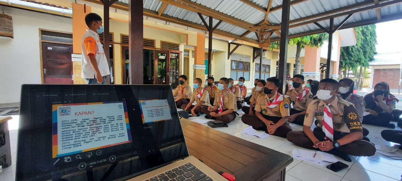 Pra JOTA ORARI Lokal Kabupaten Pemalang